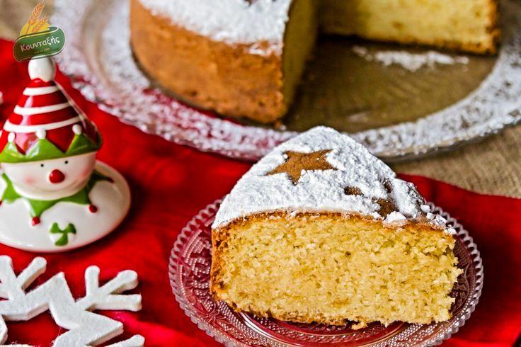 Βασιλόπιτα Σπιτική (κέικ)
