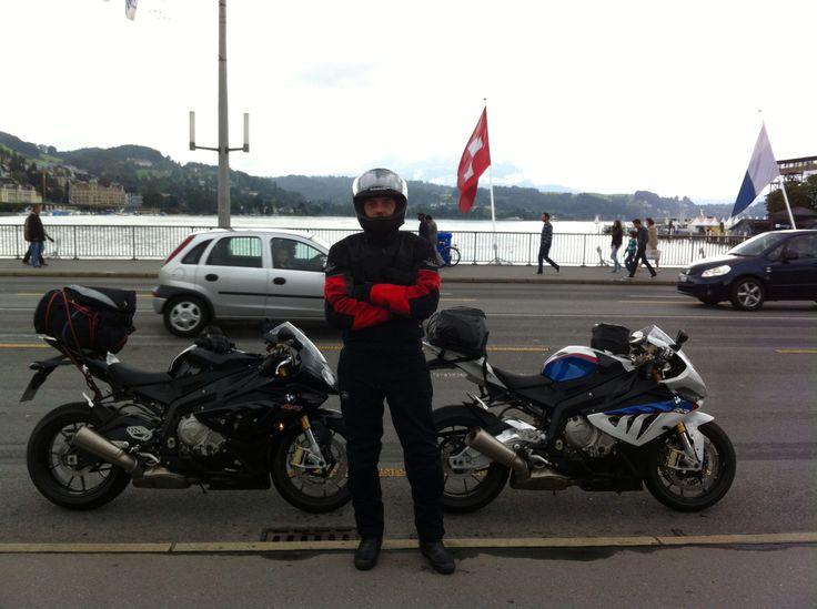 Cote d'Azur 2012 - s1000rr *2