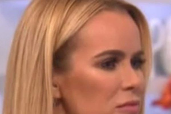 Amanda Holden fights back tears on Lorraine #AmandaHolden...: Amanda Holden fights back tears on Lorraine #AmandaHolden… #AmandaHolden