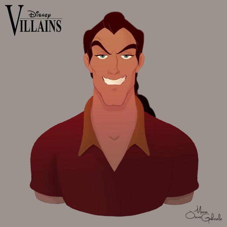 Gaston by MarioOscarGabriele.deviantart.com on @DeviantArt