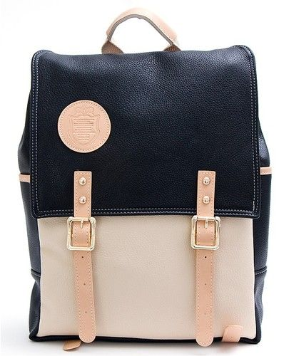 Hi Korean Fashion Faux Leather Square School Backpacks Womens Laptop Casual Bag | eBay