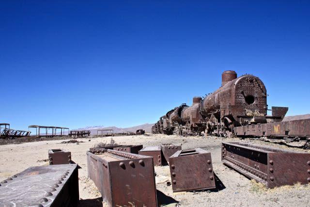 Bolivian Altiplano | Salar De Uyuni Tours