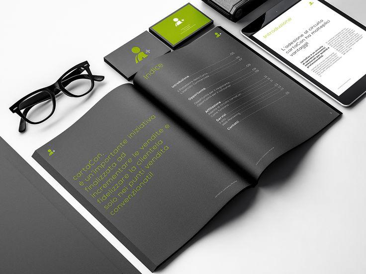 CartaCon Company Profile - Matwork Design Studio
