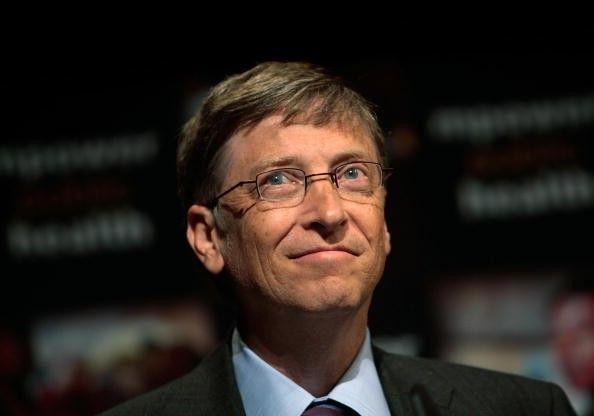 Bill Gates: Os 6 livros que você deve ler em 2015 (Foto: Getty Images) http://glo.bo/1Ff4XuA