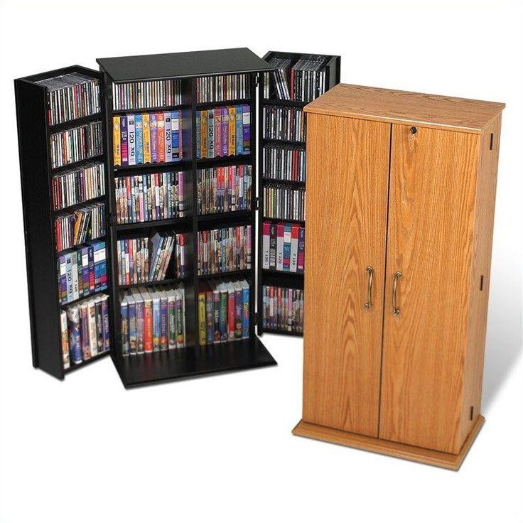 Movie storage furniture