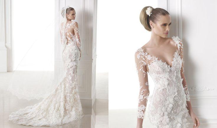 Scollature che vi faranno innamorare vedi su sposieventi tutte le collezioni di abiti da sposa 2016