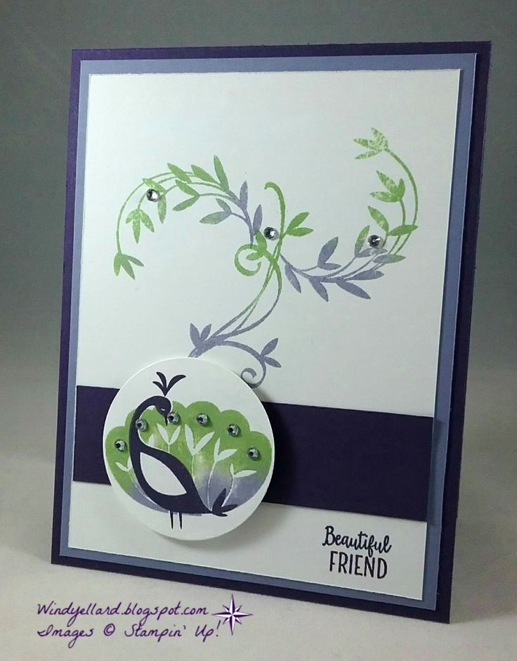 Linda Suarez – blog details These 17 paper crafting projects are loaded with WOW! and many NEW Stampin' Up! products from the Occasions Catalog and Sale-A-Bration. They were designed by the talented members of my Stampin' Pretty Pals Virtual Community and give you a range of styles and inspiration!  Links to blogs or… Continue reading