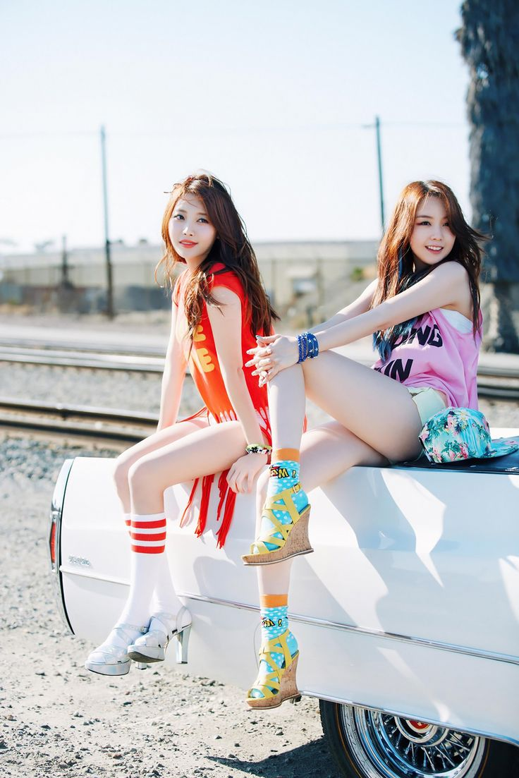 Minah & Yura – Concept Photo For 'Everyday lV'