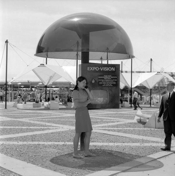 Expo 67 - Expo Vision