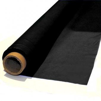 black table banquet roll 100ft halloween decoration ideas
