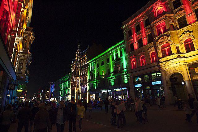 Light Move Festival - Łódź, Poland