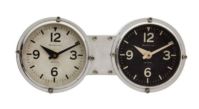 Dashboard Table / Wall Clock