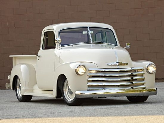 Chevrolet Pickup 1949 - mmmm yes