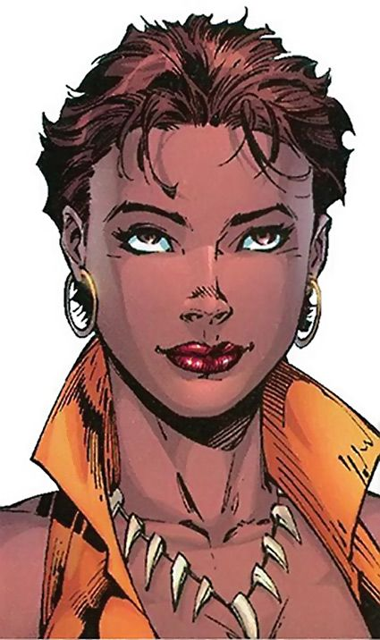 Vixen - DC Comics - JLA - Suicide Squad - Mari McCabe