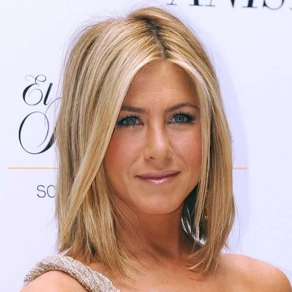 Jennifer Aniston: All that Friends binge watching that we've been doing on Netflix makes us so much more appreciative that the 'Rachel' is out and this lovely 'do is in.