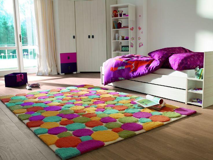 Esprit Kids Colour Drops 180x120 cm - Tappeti per bambini - tappeti tappeto persiani moderni