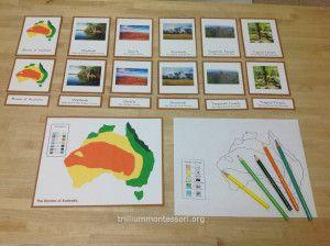 Biomes of Australia - Trillium Montessori