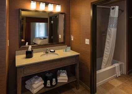 Hampton Inn & Suites Springdale/Zion National Park Hotel, UT - King Suite Guest Bathroom