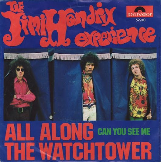 "The Story Behind Jimi Hendrix's ""All Along the Watchtower"""
