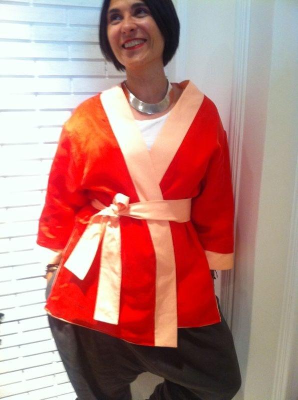 Kimono Via Barbárani  verano 2013