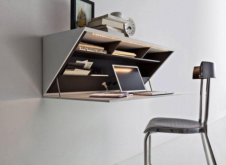 Les 25 meilleures id es de la cat gorie meuble tv suspendu for Meuble pratique pour petit espace