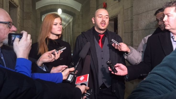 Liberal candidate in Manitoba's upcoming provincial election —  Jamie Hall under fire for comments about women