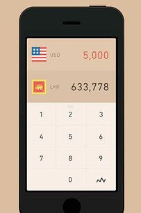 Currency Converter | 29 Apps That Will Make Traveling So Much Easier