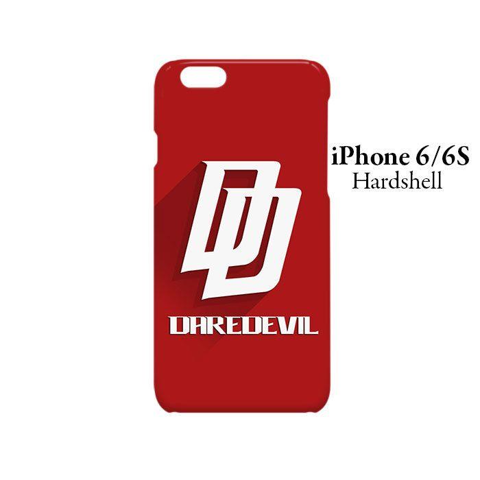 Daredevil Superhero iPhone 6/6s Hardshell Case