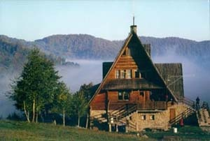 "Mountain Hostel ""Jaworzec"""