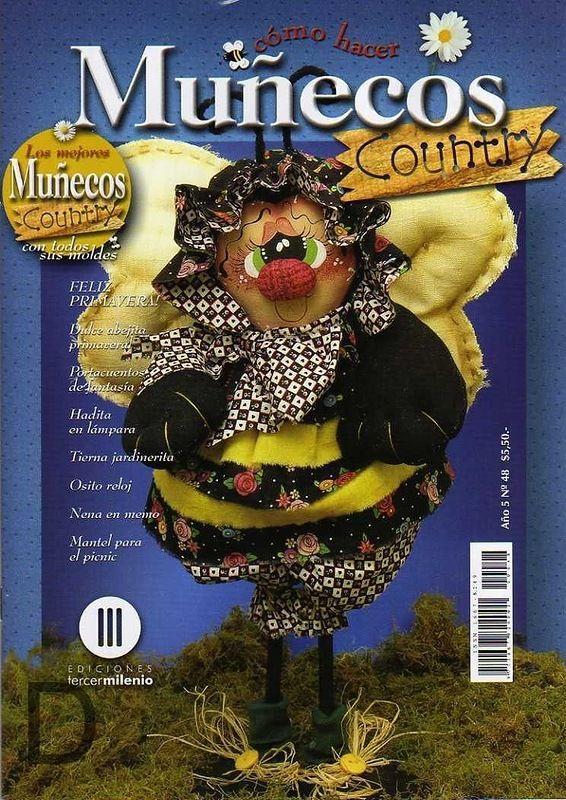 Munecos Country 48. Hable con LiveInternet - Servicio Rusos Diarios Online