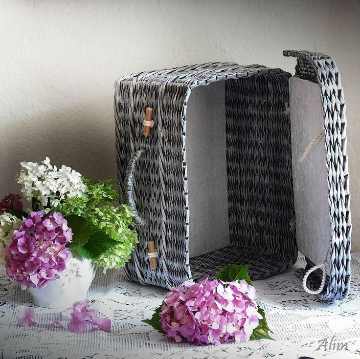 Romantický kufřík