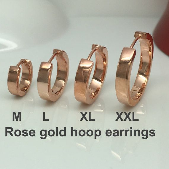32 best Large Hoops - Men's Earrings images on Pinterest ...