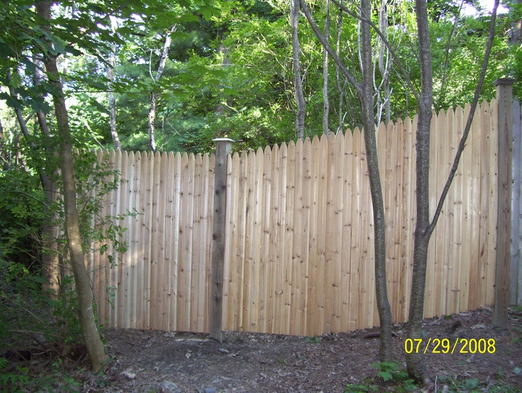 Types Of Front Garden Fencing: Best 25+ Types Of Fences Ideas On Pinterest