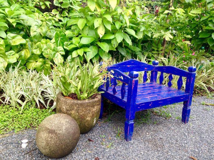 Cores no jardim - Casa Cor Rio 2016. Um olhar sobre os detalhes da exposição está no post.
