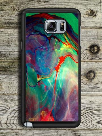 Abstract Samsung Galaxy Note 5 Case