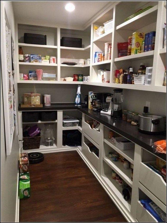 Fresh Kitchen Design Ideas With Walk In Pantry 139 Mind Blowing Kitchen Pantry Design Ideas F In 2020 Kitchen Pantry Design Pantry Design Pantry Room