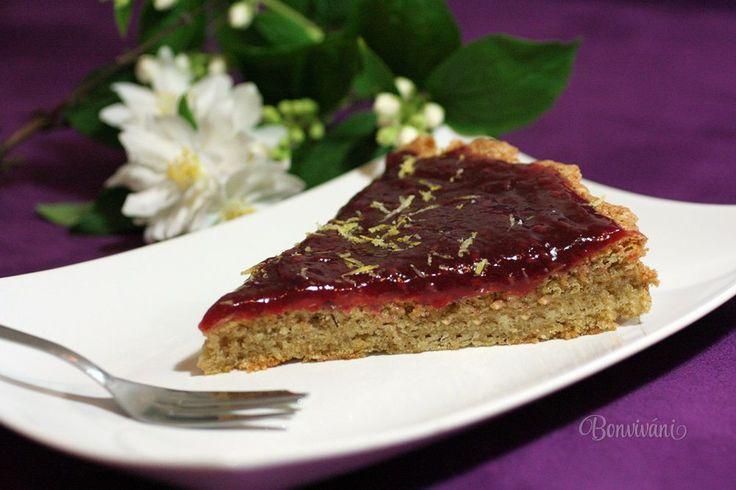 Mandľový koláč • recept • bonvivani.sk