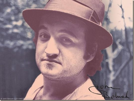 """John Belushi died of OD by injecting cocaine and heroin- """"speedballing""""."""
