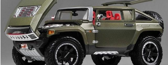 2018 Hummer H4 Concept And Release Date