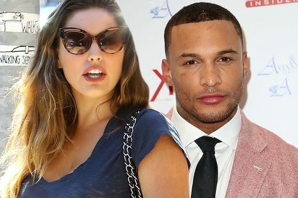 Jane Ofodile's Blog: Kelly Brook and ex David McIntosh FIGHT on Twitter...