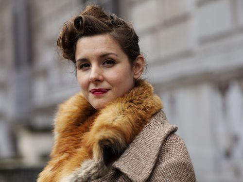 Hair: Fashion, School Hairstyles, Vintage Hair, Style Inspiration, Hairstyles 3, Fur, Beauty, The Sartorialist, 40S