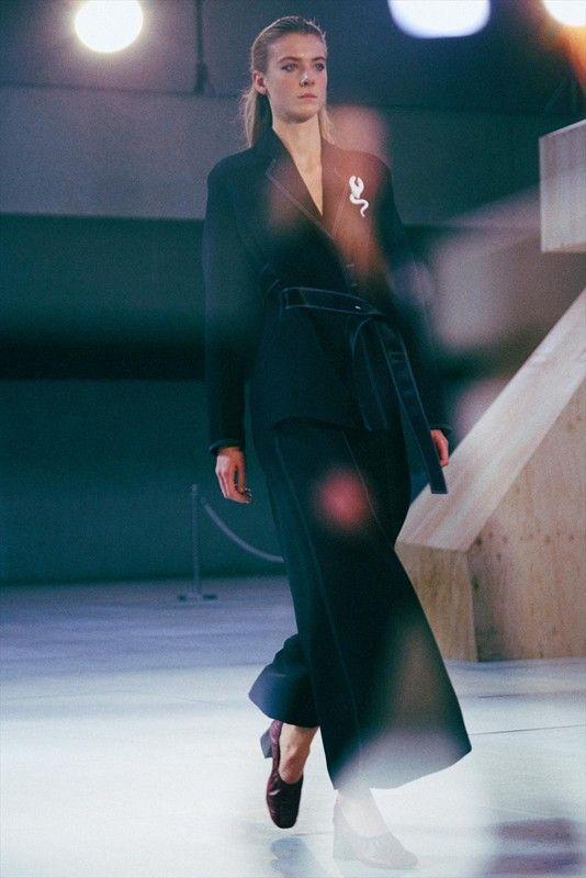 Céline S/S15, Photography by Lea Columbo
