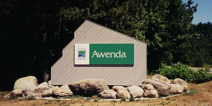 Visit Awenda for scenic trails, private sites and a pet-friendly beach.