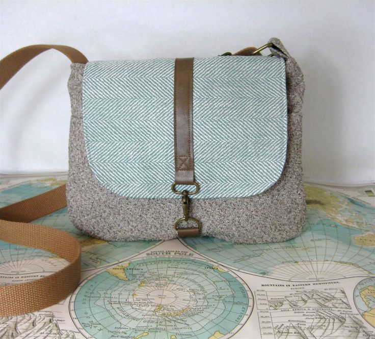 Utah-- Crossbody messenger bag // Adjustable strap // Vegan purse // Fall purse // Cross body // Travel purse // Ready to ship by atlaspast on Etsy https://www.etsy.com/listing/248115478/utah-crossbody-messenger-bag-adjustable