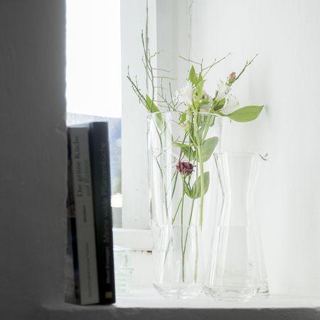Stromboli Vase by Glasi Hergiswil