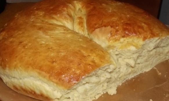 Pão de Batata de Liquidificador