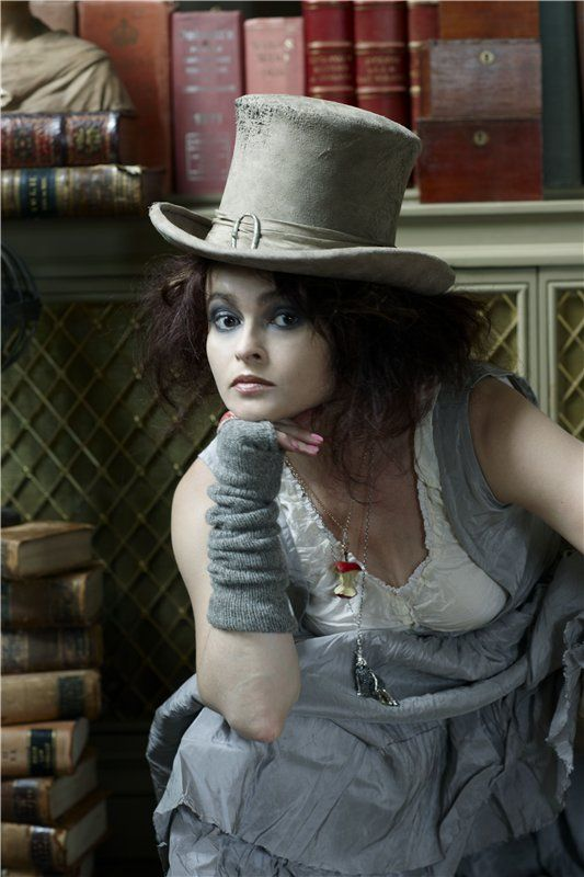Helena Bonham Carter в Harper's Bazaar, фотосессия John Swannell