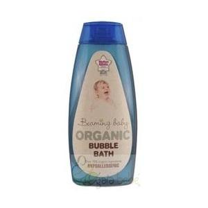 Baño líquido orgánico para bebés  Los bebés tienen piel muy sensible que requiere un toque cálido y apacible, por eso tiene sentido tratarlos con productos orgánicos hechos de los más puros ingredientes, libres de sustancias químicas perjudiciales y sin conservantes.