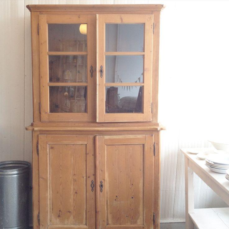glass door antique pine cupboard - 146 Best The White Flower Farmhouse Shop Images On Pinterest