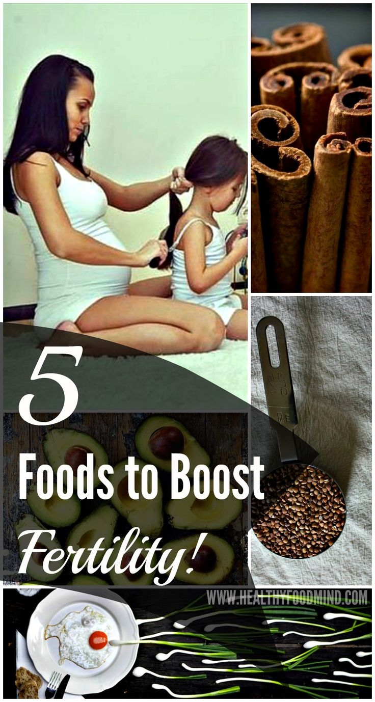 Thinking about trying for a baby? Now is the time to start eating the right foods to increase your chances.
